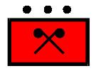 Taktisches Zeichen ABC-Zug Feuerwehr