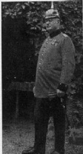 Kasper Bodden, Gründer und erster Brandmeister der Freiwilligen Feuerwehr Heistern-Wenau
